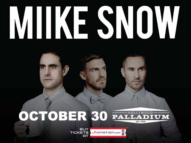 MiikeSnow1 Interview: Miike Snow